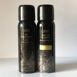 ORIBE Dry Texturizing Spray &Gold Lust Dry Shampoo